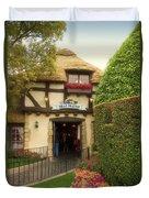 Mad Hatter Fantasyland Disneyland 01 Duvet Cover