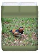 Madarin Duck Duvet Cover