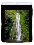 Madison Creek Falls Duvet Cover