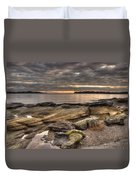Madrona Point Duvet Cover