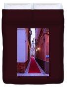 Magic Carpet Ride Duvet Cover