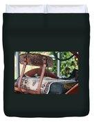 Magic Carpet Ride Southern Style Duvet Cover