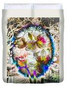 Magic Flowering Duvet Cover
