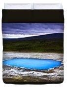 Magic Iceland Duvet Cover