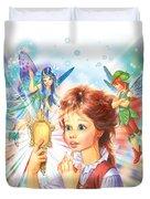 Magic Mirror Duvet Cover