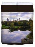 Magical 1 - Central Park - New York Duvet Cover