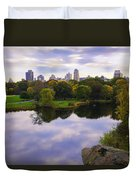 Magical 2 - Central Park - Nyc Duvet Cover