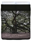 Magical Angel Oak Duvet Cover