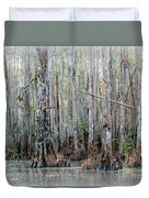 Magical Bayou Duvet Cover by Carol Groenen