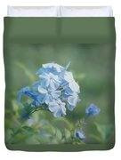 Magical Blues Duvet Cover