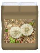 Magical Dandelion Duvet Cover