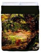 Magical Forest - Myth - Fantasy Duvet Cover