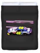 Magical Jimmy Johnson  Duvet Cover