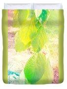 Magical Leaves Duvet Cover
