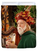 Magical Minstrel Duvet Cover