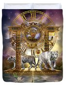 Magical Moment In Time Duvet Cover