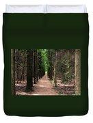 Magical Path Duvet Cover
