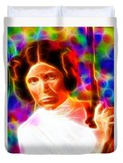 Magical Princess Leia Duvet Cover