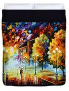 Magical Time Duvet Cover
