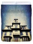 Magical Victorian Wonder Duvet Cover by Edward Fielding