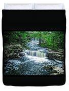 Magical Waterfall Stream Duvet Cover