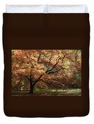 Magnificent Autumn Duvet Cover by Anne Gilbert