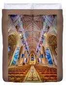 Magnificent Cathedral II Duvet Cover