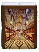 Magnificent Cathedral Iv Duvet Cover