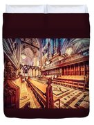 Magnificent Cathedral Duvet Cover