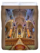 Magnificent Cathedral V Duvet Cover