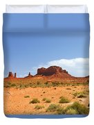 Magnificent Monument Valley Duvet Cover