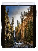 Magnificent  Mystic Falls  Duvet Cover