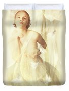 Magnolia Belle Duvet Cover