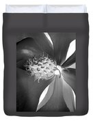 Magnolia Blossom - Photopower 2476 Bw Duvet Cover