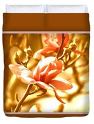 Magnolia Dreams Duvet Cover