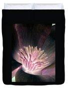 Magnolia Flower - Photopower 1821 Duvet Cover