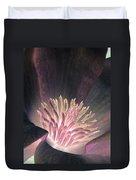 Magnolia Flower - Photopower 1824 Duvet Cover