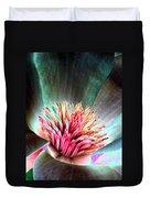 Magnolia Flower - Photopower 1841 Duvet Cover