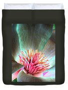 Magnolia Flower - Photopower 1843 Duvet Cover