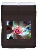 Magnolia Flower - Photopower 1844 Duvet Cover