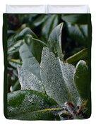 Magnolia  Leaves Duvet Cover