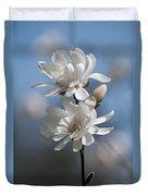 Magnolia Magnificence  3245 Duvet Cover