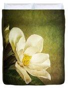 Magnolia Morning Duvet Cover
