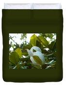 Magnolia Pair Duvet Cover