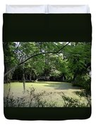 Magnolia Plantation Bridge Duvet Cover