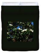 Magnolia Setting Duvet Cover