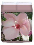 Magnolia Surprise Duvet Cover