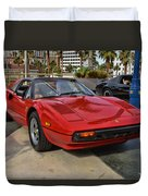 Magnum Pi Duvet Cover by Tommy Anderson
