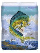 Mahi Hookup Off0020 Duvet Cover by Carey Chen