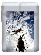 Maid Of New Orleans Duvet Cover